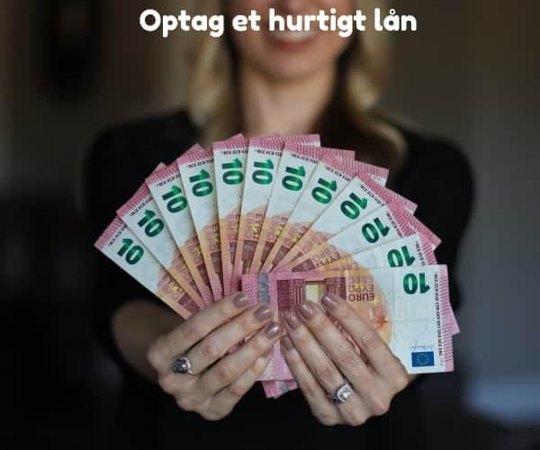 Optag et hurtigt lån